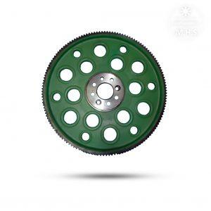 چرخ دنده سولوزر پیشانی پهن مدل 2