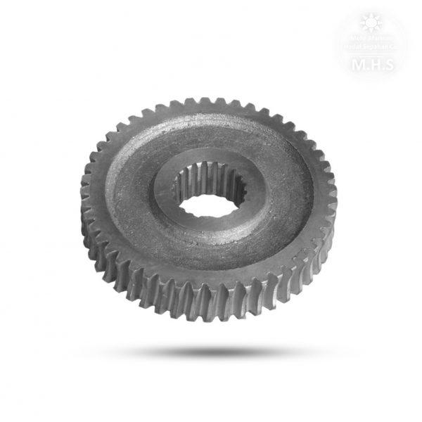 چرخ دنده مارپیچ